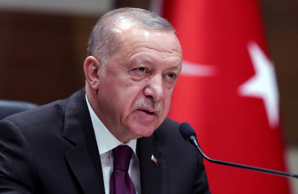 Эрдоган расширил ограничения из-заCOVID