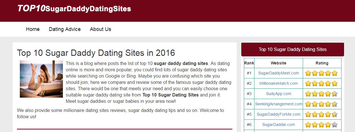 Sugar daddy dating reddit