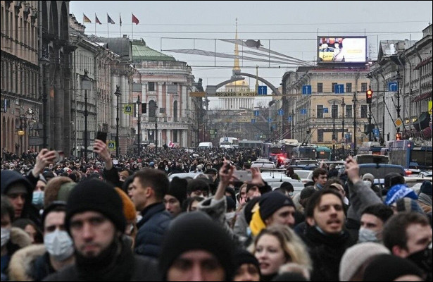 Госдеп СШАпрокомментировал незаконные митинги вРоссии