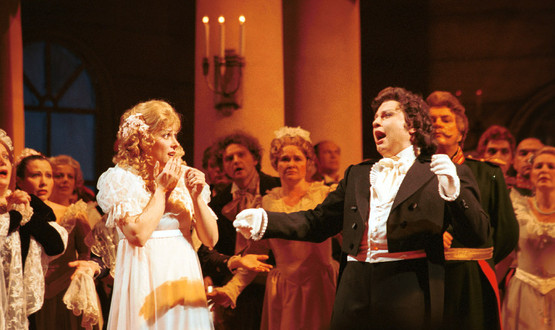Большой театр представит пять оперных премьер вновом сезоне