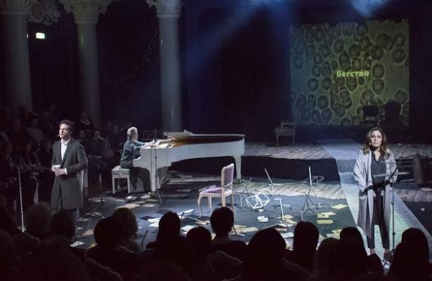 Сати Спивакова иКонстантин Крюков представляют спектакль поповести Дины Рубиной