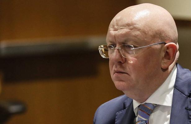 Небензя прокомментировал обвинения вадрес ВОЗ