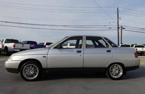 ВСШАстарый ВАЗ-2110 продают поцене двухлетней Mitsubishi