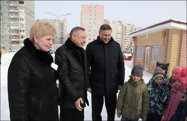 Полномочный представитель Президента вСЗФО округе посетил Вологодскую область