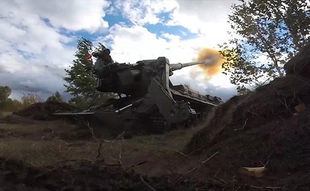 Ударная сила «Малки»: военнослужащие уничтожили позиции «противника» вКузбассе