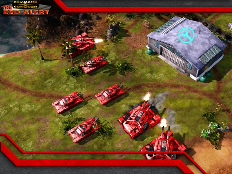 Command Conquer: Red Alert 2 all versions serial