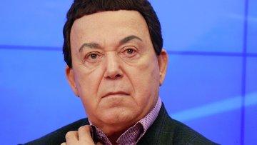 Кобзон против проведения «Евровидения-2017» вРоссии вместо Украины