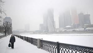 Вфеврале москвичей ждет изменчивая погода