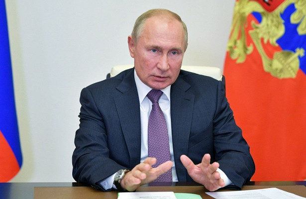 Владимир Путин встретился слидерами фракций Госдумы