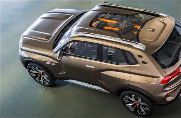 Названы главные преимущества новой Lada 4x4