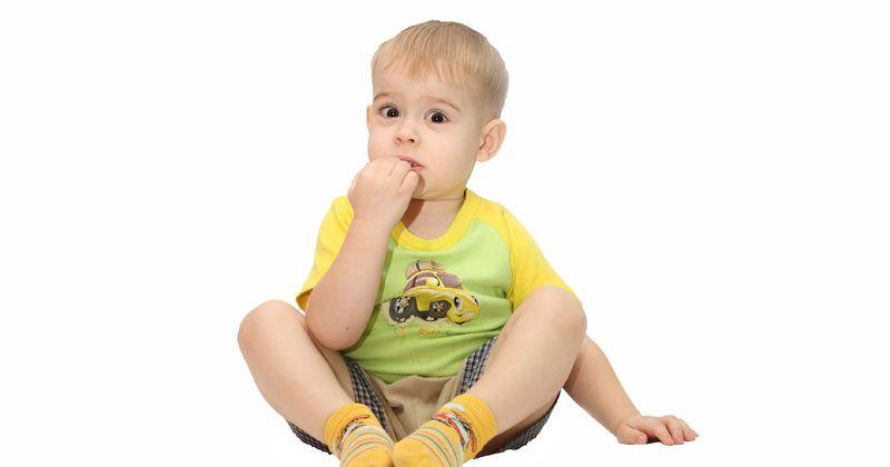 Как отучить ребенка от страха