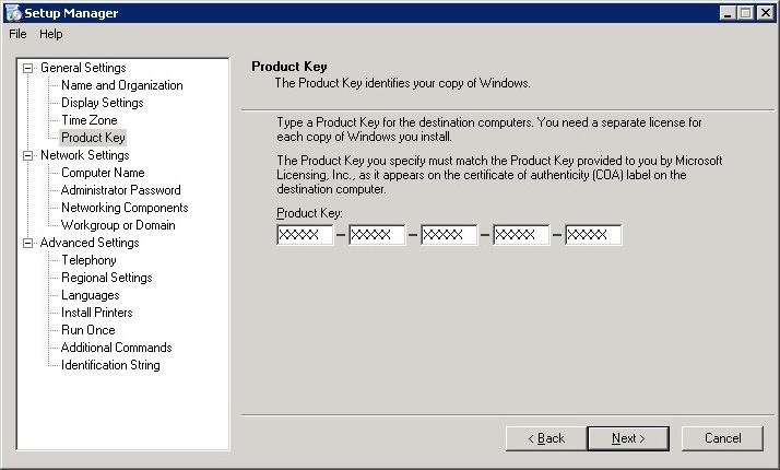 Windows XP SP3 ISO + Product Key Free Download
