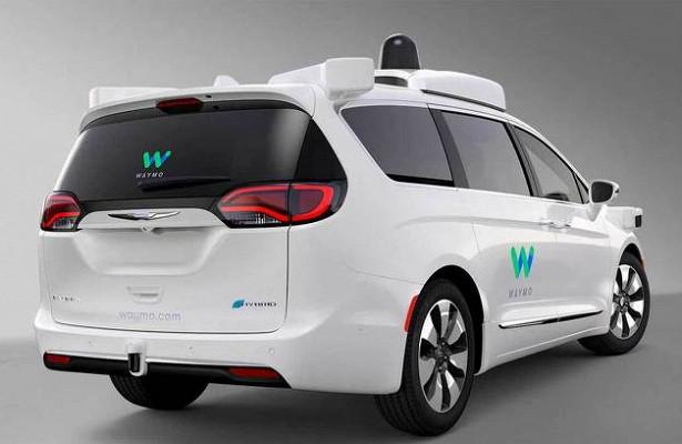 Uber предложила работу беспилотным автомобилям Waymo