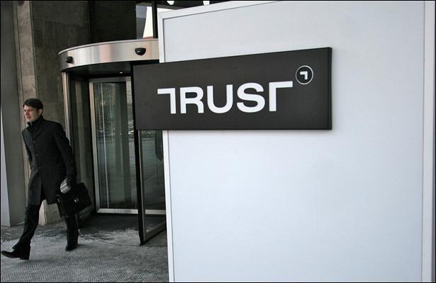 Банк «Траст» вернул себе активы на90миллиардов рублей