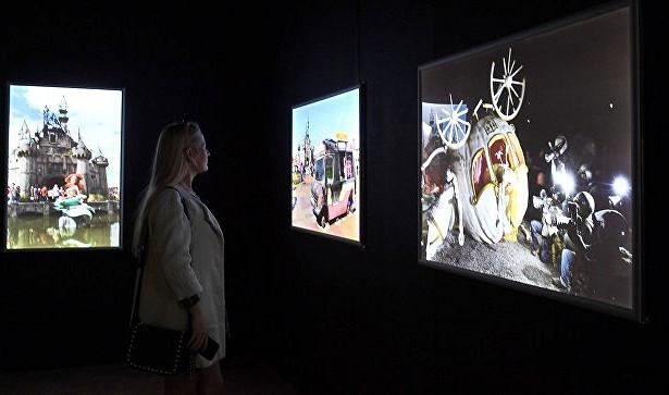 Выставку Бэнкси вМоскве непозиционировали каксогласованную схудожником