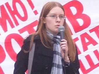 Вотношении жительницы Воронежа возбуждено дело обагитации против Путина
