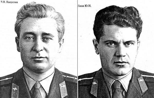 Каксоветские летчики спасли жителей Берлина