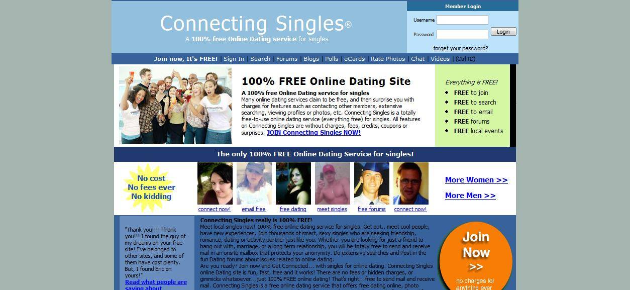 Dating websites just for fun