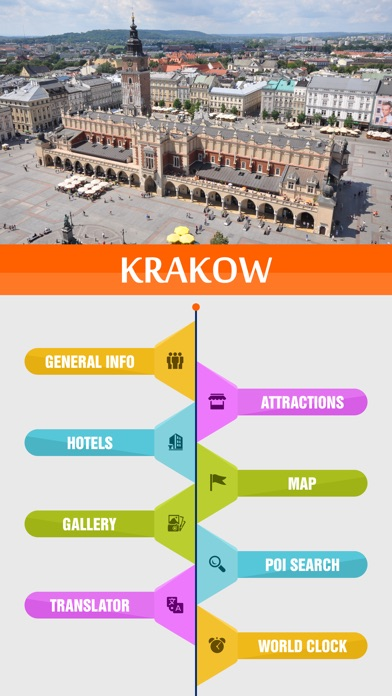 Download Krakow - Cracow locals guide Latest version