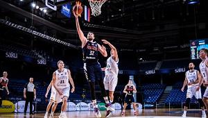 РФразгромила Эстонию вотборе наЕвробаскет-2022