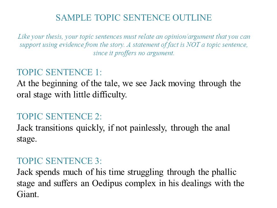Buy Thesis Statement Sentences