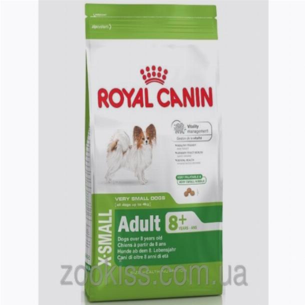 X small junior корм royal canin