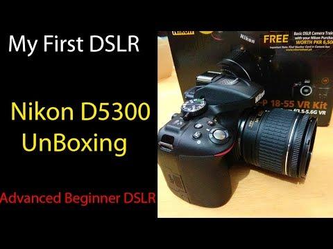 Nikon D5300 User's Guide - KenRockwellcom