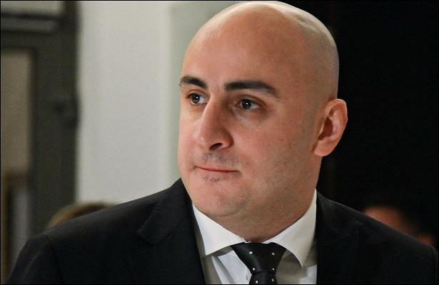 Председатель партии Саакашвили задержан вГрузии