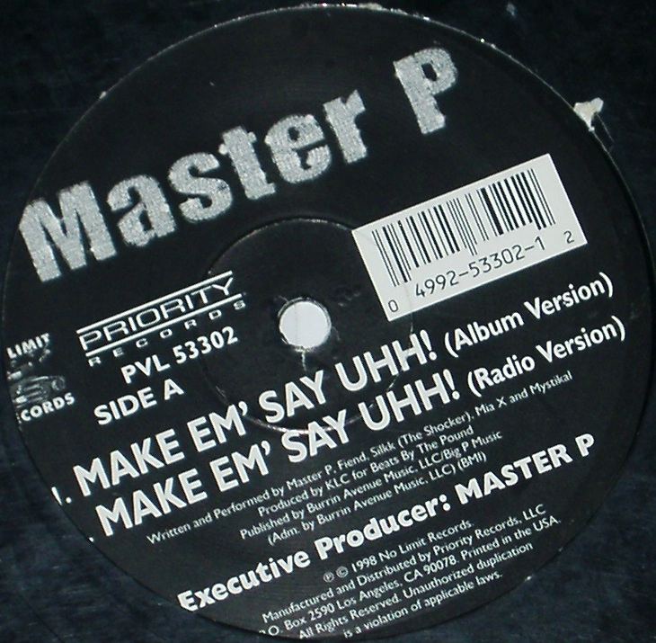 ee Master P mp3 - Master P mp3 download albums - Master