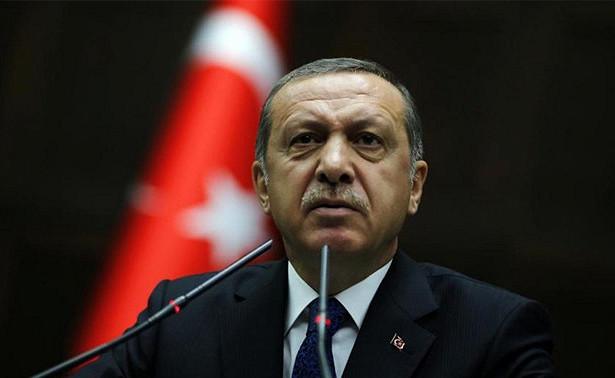 Эрдоган нацелился наЕвропу