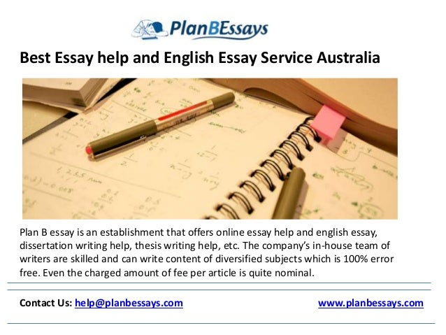 How write essay in english