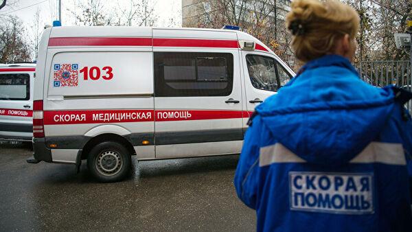 Москвич сломал череп входе ремонта вквартире