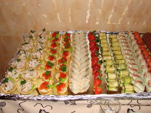 Салатики в тарталетках рецепты с фото
