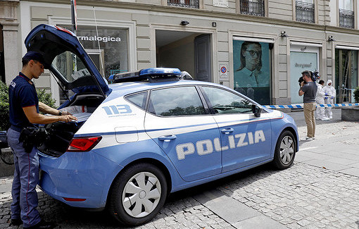 Босса итальянской мафии задержали вовремя пасхального обеда ссемьей