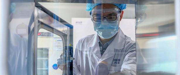 ВКитае обнаружили новый путь попадания коронавируса влегкие ибронхи