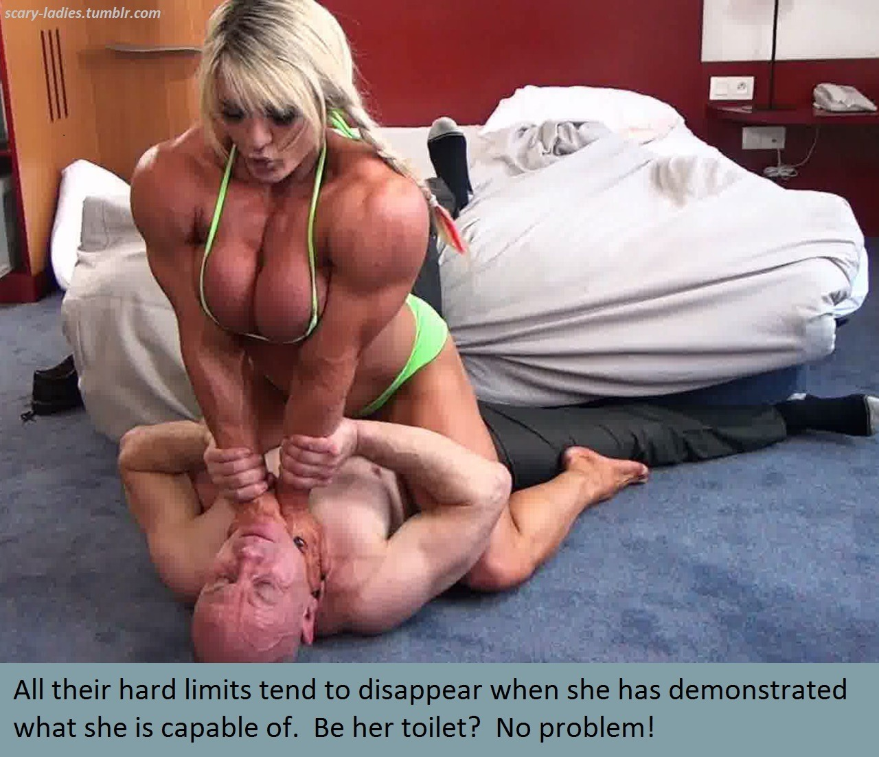 Bisexual wife with dildo