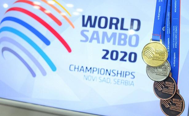 Российские самбисты завоевали девять медалей вовторой день чемпионата мира