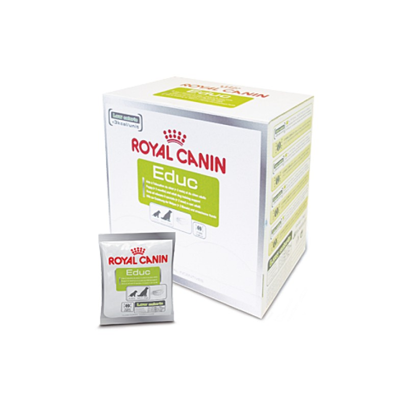 Корм royal canin educ лакомство для собак