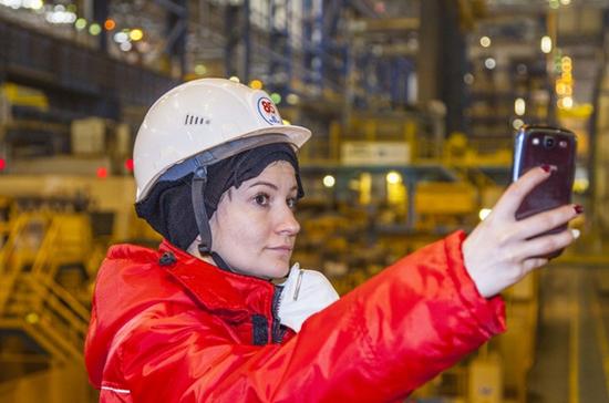 ВМагнитогорске наметаллургическом комбинате открыли площадку длятуристов