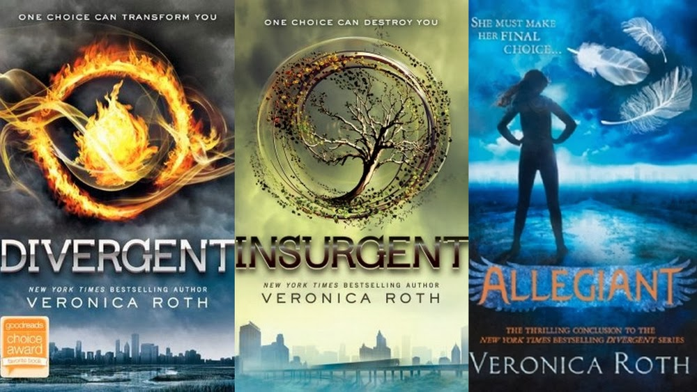Divergent by Veronica Roth - PDF Book - Free ebook download