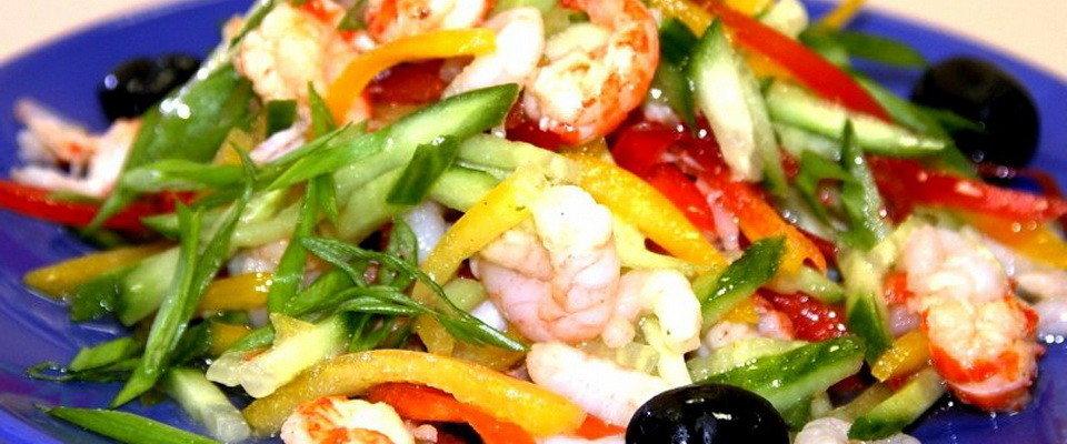 Заправка для овощного салата рецепт с фото