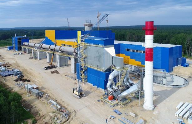 «АСКЦемент» поможет частично закрыть потребности Сысерти вголубом топливе