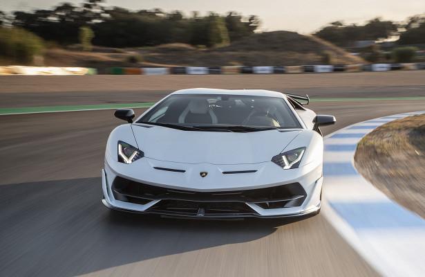 Полиция изъяла Lamborghini уфутболиста