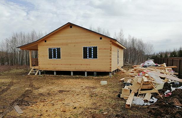 ВРоссии появится «деревянная» ипотека