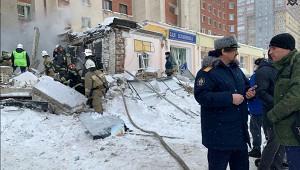 Режим ЧСввели врайоне Нижнего Новгорода после взрыва газа