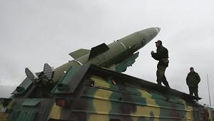 Украина перебросила ракетные комплексы награницу сКрымом