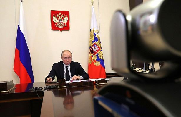 Путин выступит наэкономическом форуме вДавосе