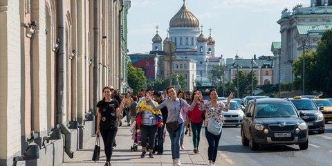 Некоторым категориям туристов вМоскве облегчат визовый режим