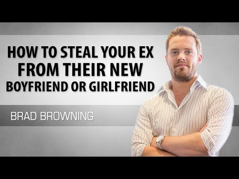 Ex girlfriend is dating someone else