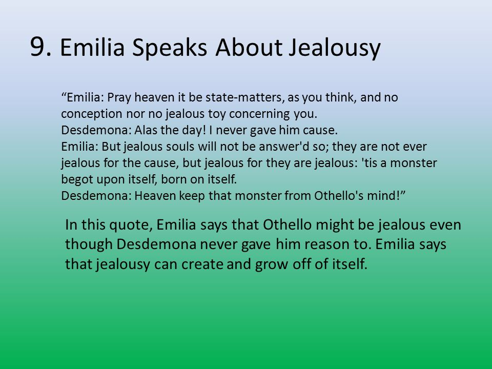 othello research